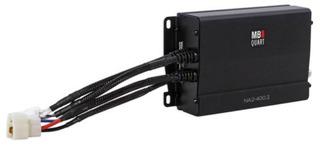 Mb Quart Na2-400.2 400w 2 Canales Del Amplificador Para