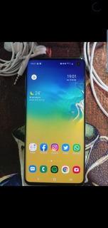 Celular Samsung Galaxy S10 128gb 8 Gb Ram Usado Impecable