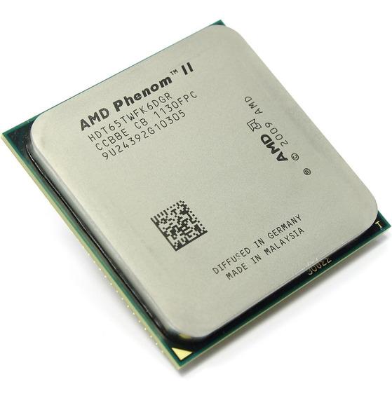 Processador AMD Phenom II X6 1065T 6 núcleos