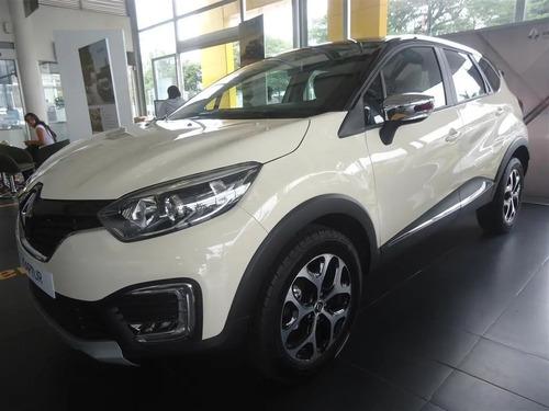 Renault Captur 1.6 Intens Cvt Automatica 2021 No Usada (dc)