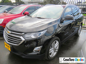 Chevrolet Equinox Premier At 4x4 1500cc 2018