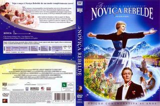 A Noviça Rebelde (1965) Ed Comemorativa Dublado E Legendado