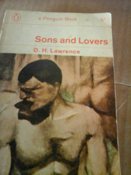 Livro De Romance Sons And Lovers