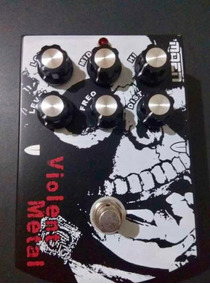 Pedal Moen Violent Metal - Usa