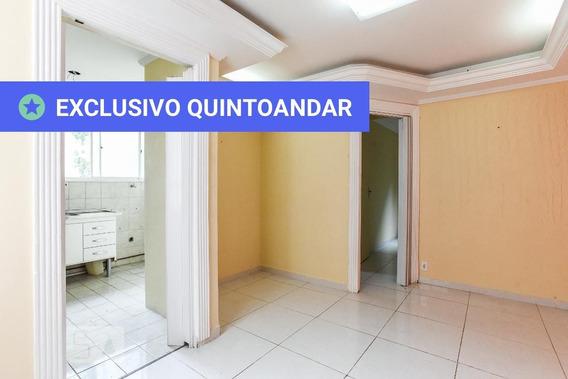 Apartamento No 3º Andar Com 2 Dormitórios E 1 Garagem - Id: 892962422 - 262422