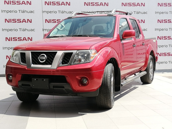 Nissan Frontier 4.0 Pro-4x V6 4x2 At 2018