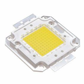 Chip Led 30w Para Reposição De Refletor Branco Frio
