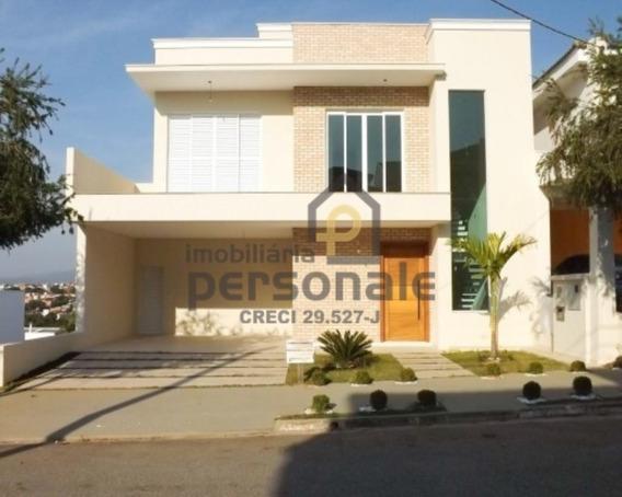 Casa Em Condomínio Em Sorocaba, Aldeia Da Mata - Ca00071 - 4949864