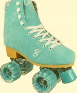 Roller Derby Candi Girl U774 Carlin Quad