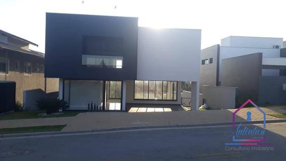 Casa Para Alugar, 348 M² Por R$ 11.063,00/mês - Alphaville Granja Viana - Cotia/sp - Ca0953