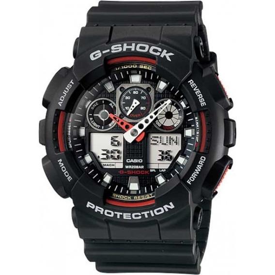 Relógio Casio Original Ga-100-1a4dr