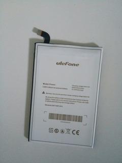 Bateria Ulefone Power 6050 Mah Promoção.
