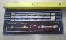 Dial Radio Antigo