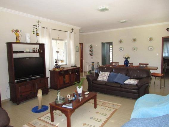 Chácara Com 3 Dormitórios À Venda, 1225 M² Por R$ 950.000,00 - Recanto Universitário - Rio Das Pedras/sp - Ch0077