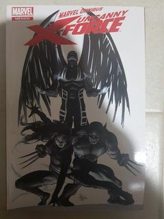 Uncanny X-force Serie Completa + Ómnibus En Español Televisa