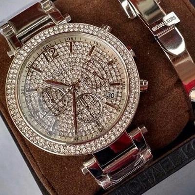 Relógios Mickael Kors Original Preço Promocional