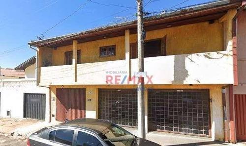 Sobrado Com 2 Dormitórios À Venda, 130 M² Por R$ 320.000,00 - Vila Lavapés - Botucatu/sp - So0137