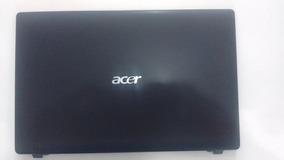 Carcaça Tampa Da Tela Notebook Acer 5741