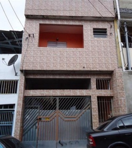 Sobrado A Venda No Cangaíba, São Paulo - V2012 - 32496168