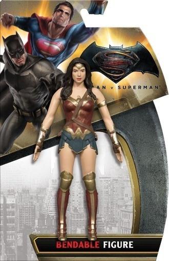 Muñeco Batman Vs Superman - Wonder Woman Dc 3963 - Hasbro Ha