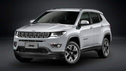 Jeep Compass 2.0 Longitude Flex Aut. 2019