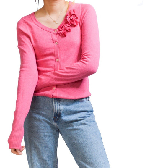 Sweater Rosa Hollister