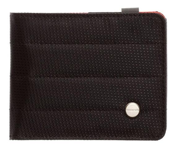 Mono Die Cut Wallet Billetera Unisex Con Porta Púa