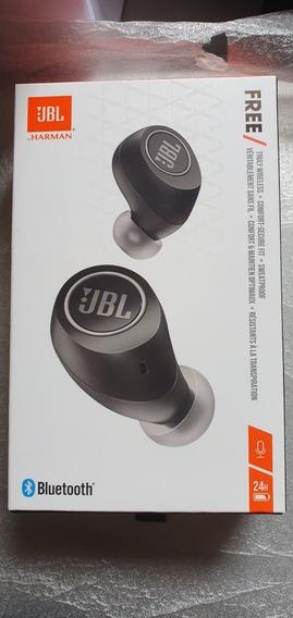 Fone Jbl Free X Bluetooth Preto
