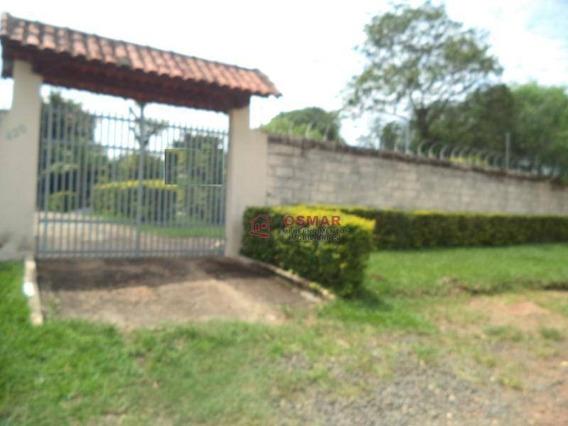 Chácara Residencial À Venda, Chácara Recreio Alvorada, Hortolândia. - Ch0017