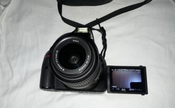 Câmera Nikon D5200