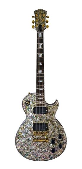 Guitarra Les Paul Malibu Custon Ad