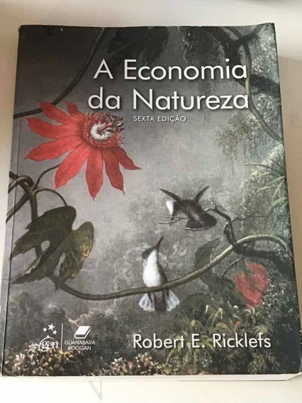 A Economia Da Natureza - Sexta Edição