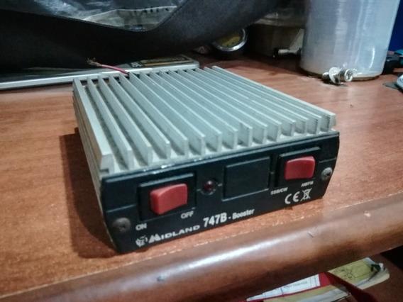 Amplificador Lineal Midland 747-b