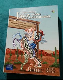 Java Como Programar- Deitel Sin Cd