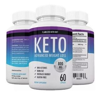 Keto Weight Loss Ultra Quemador