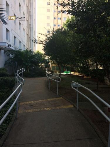 Imagem 1 de 25 de Apartamento A Venda No Bairro Centro Em Guarulhos - Sp.  - 1649-1