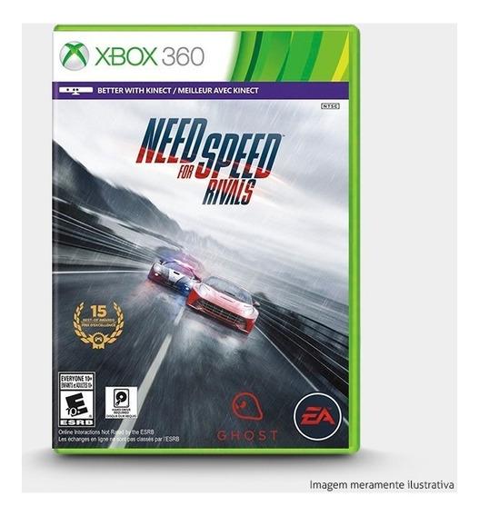 Need For Speed Rivals - Original Xbox 360 - Novo