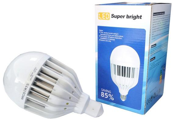 Lâmpada Bulbo De Led 40w Branco Frio Econômica Rosca E27