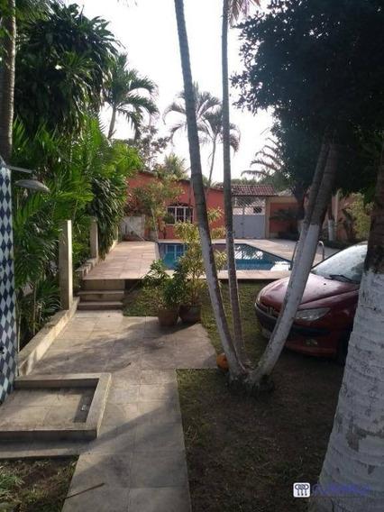 Mini Sitio Por R$ 890.000 - Guaratiba - Rio De Janeiro/rj - Ca1789