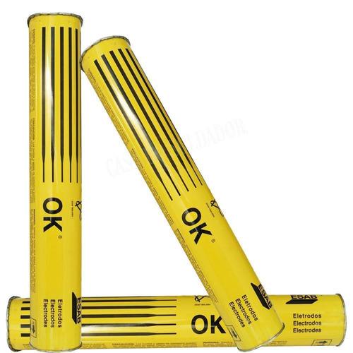 Electrodo 312 2.50mm (x Kilo) Ok 68.84 Esab 302040