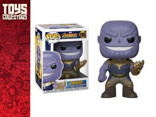 Funko Pop - Thanos 289 Avengers Infinity War