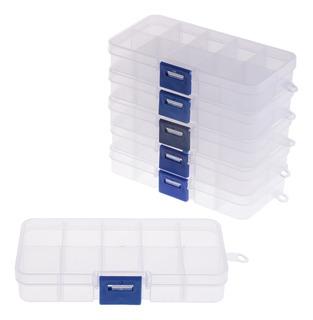 Organizador De Plástico Contenedor Caja De Almacenamiento