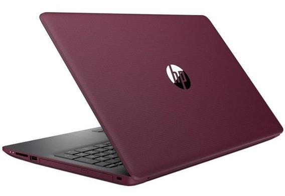 Notebook Hp 15-da0018cy I5 2.5ghz/8gb/1tb+16gb/dvd-rw/15.6