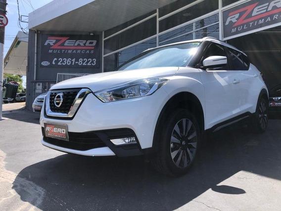 Nissan Kicks 2018 1.6 16v Flex Sv 4p Xtronic 27.000 Km Nova