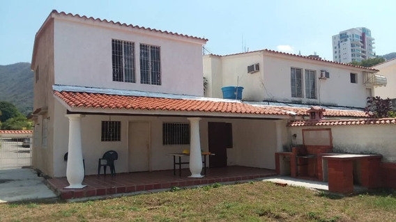 (foc-637) Hermosa Casa De 2 Niveles En La Trigaleña