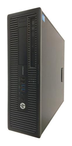 Computador Elitedesk Intel I7 4º 8gb Hd 500 Usb 3.0 + Wifi