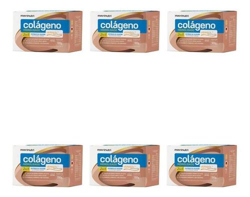 Imagem 1 de 1 de Maxinutri Colágeno Hidr 2em1 Verisol Sachê 300g (kit C/06)