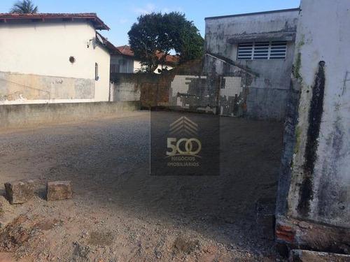 Terreno À Venda, 188 M² Por R$ 286.000,00 - Itaguaçu - Florianópolis/sc - Te0074