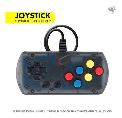 Joystick Control Para 2 Jugadores Retroboy Level Up