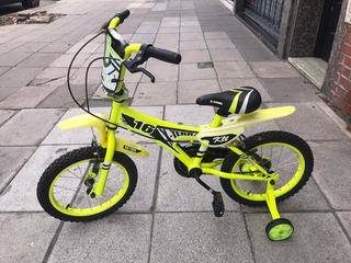 Bicicleta X-terra Klt R16 Nin Bikes